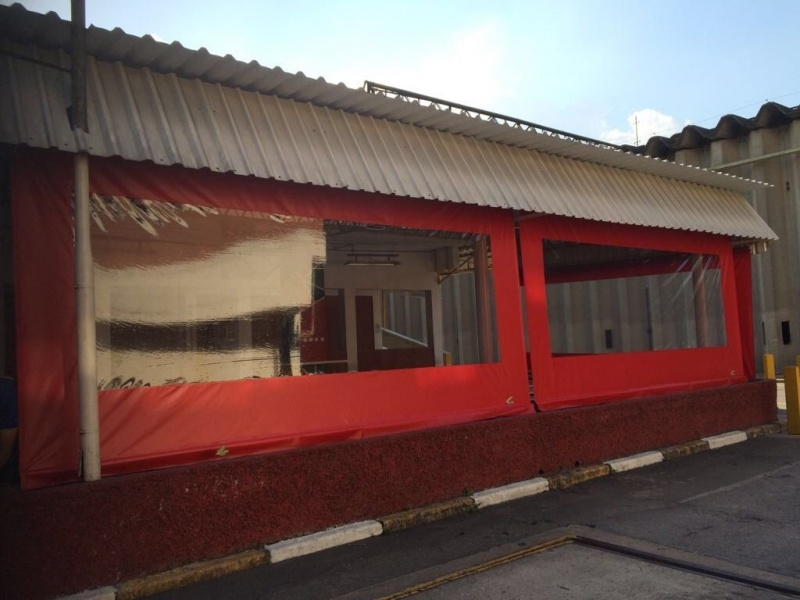 Cortina Roll On Residencial